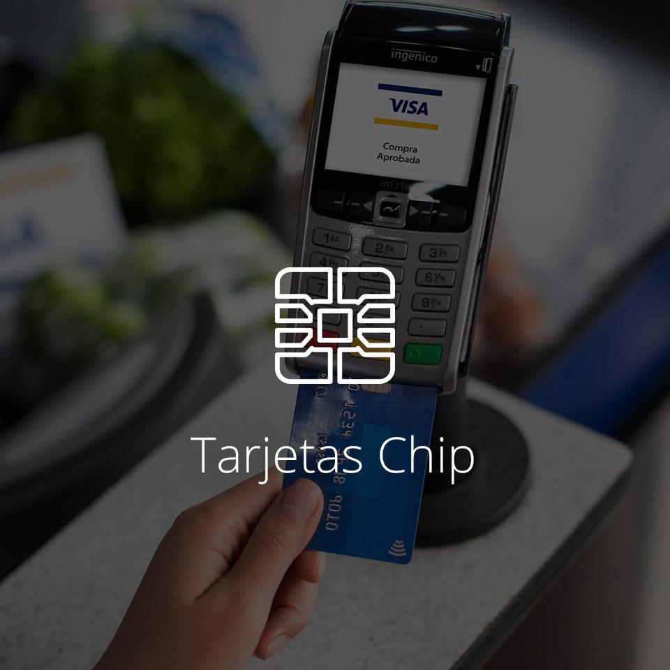 VISA   Tarjeta Chip