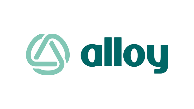 Logotipo de Alloy.