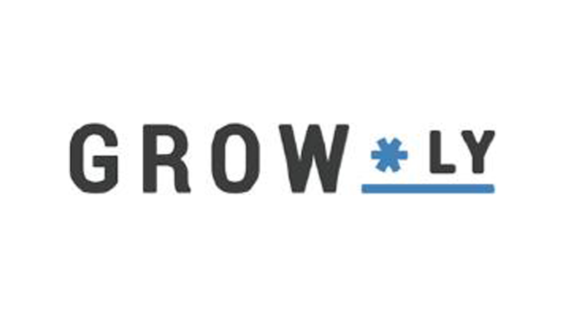 Logotipo de Grow.ly.